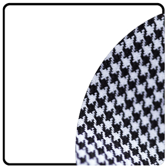 White/HoundsTooth - Classic Chef Coat(Unisex)<br><b><font color='#FF0000' >New Color(s): Royal Blue & Charcoal</font></b> - CC250