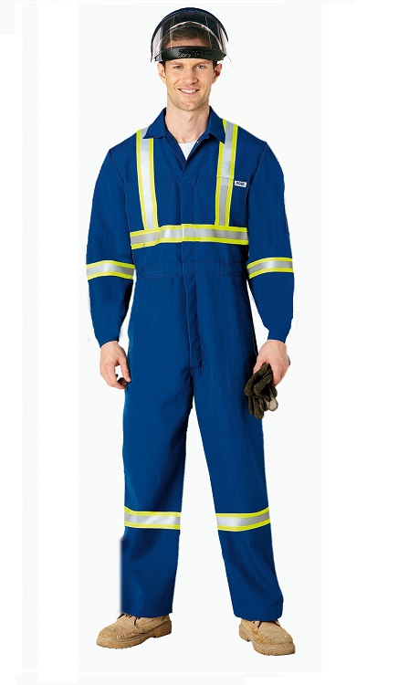 Nomex IIIA Flame Resistant Coverall