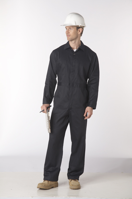 Tall Classic Poly-Cotton Coverall