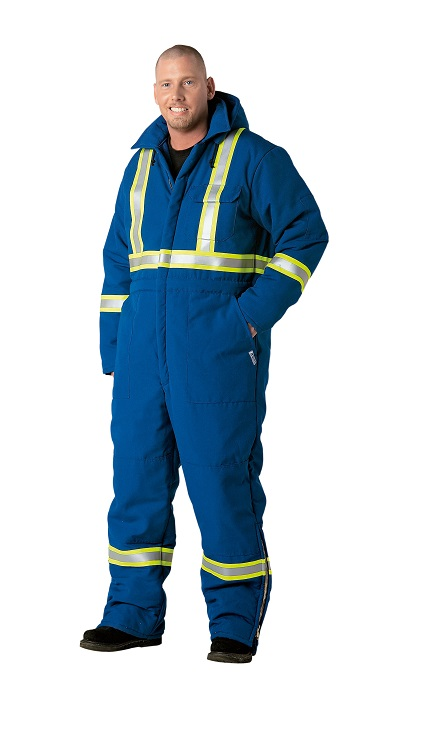 NOMEX® IIIA Insulated Flame Resistant Coverall Worksuit
