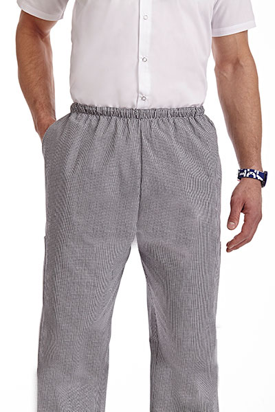 Woven Chef Pant