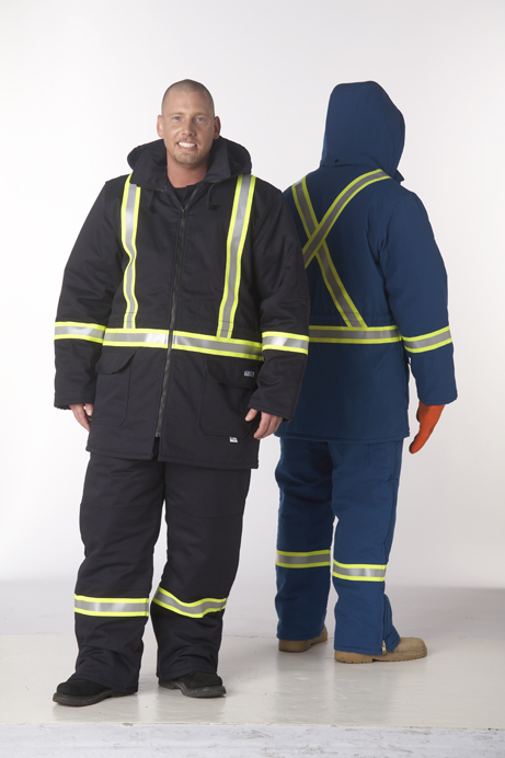 lndura® Ultra-Soft® Insulated Flame Resistant Parka