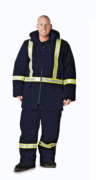 lndura® Ultra-soft® Insulated Flame Resistant Bib Pant