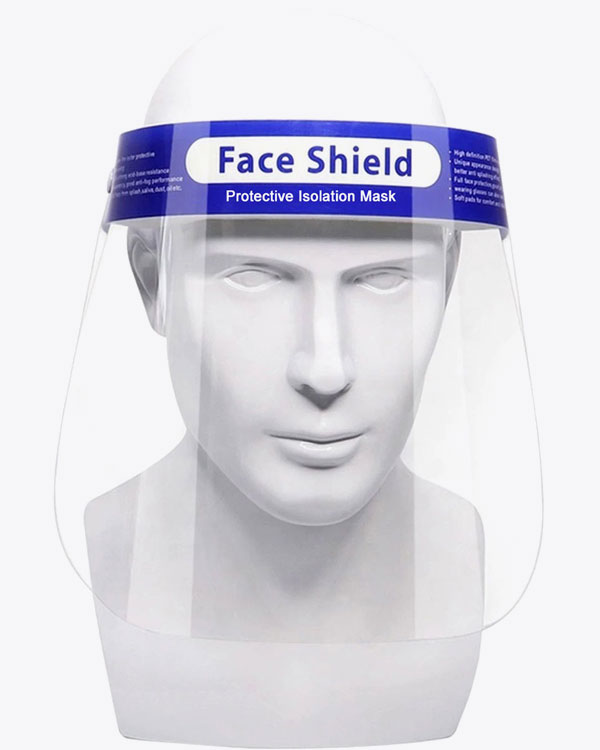 Protective Face Shield - 16 Pcs/Pack