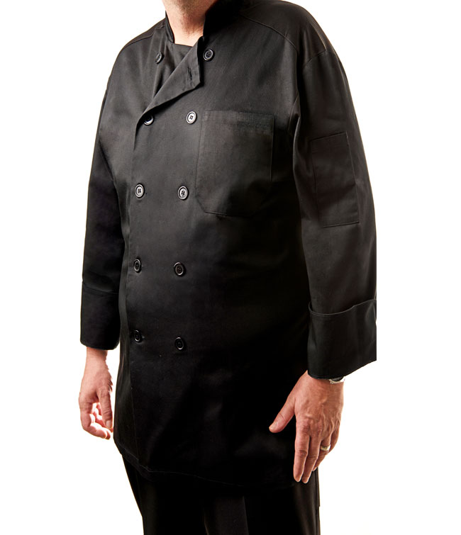 Long Sleeve Chef Coat(Unisex)