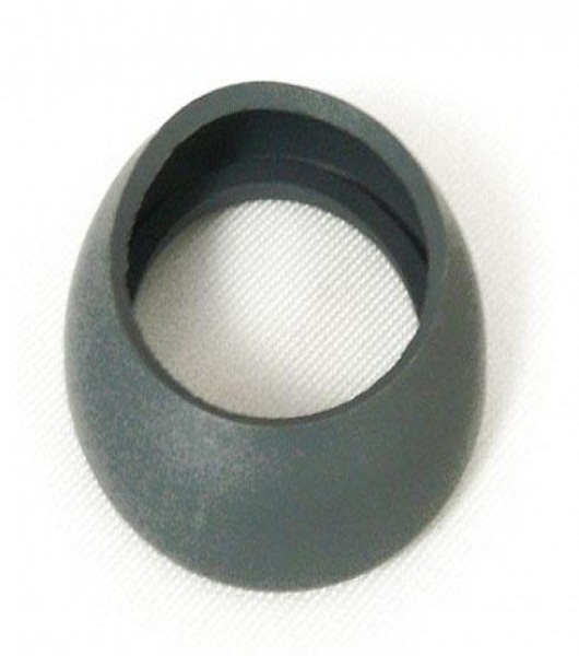 Non Chill Bell Sleeves (Rubber): For Pediatric Gray 36568