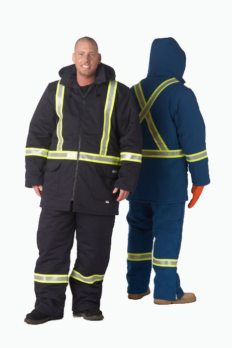 NOMEX® IIIA Insulated Flame Resistant Parka